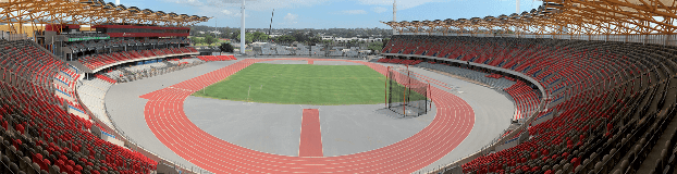 Carrara Stadium in Gold Coast