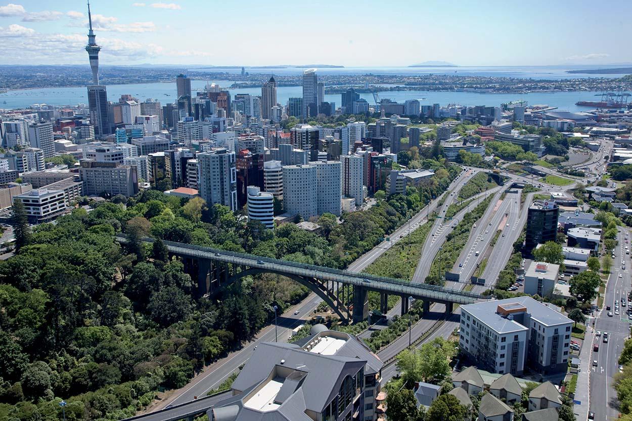 Mapei New Zealand - Grafton Bridge