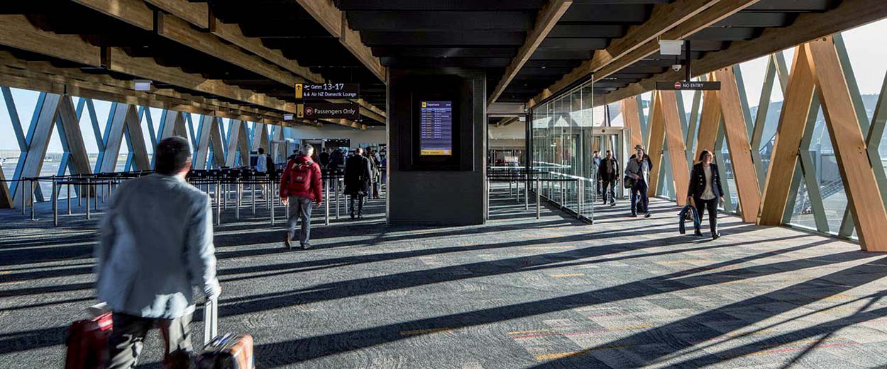 Mapei products for Wellington Airport Southern Terminal (1)