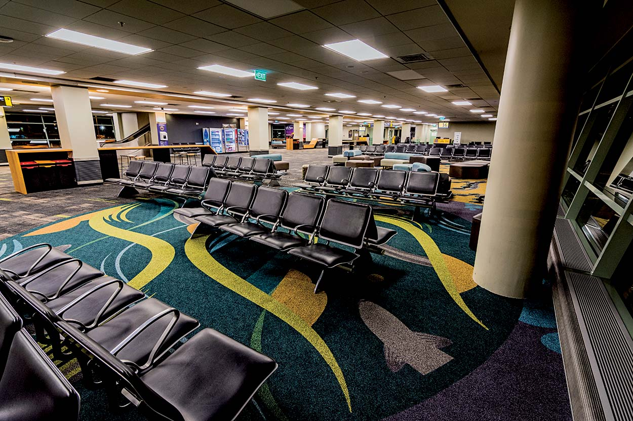 Mapei products for Wellington Airport Southern Terminal (3)