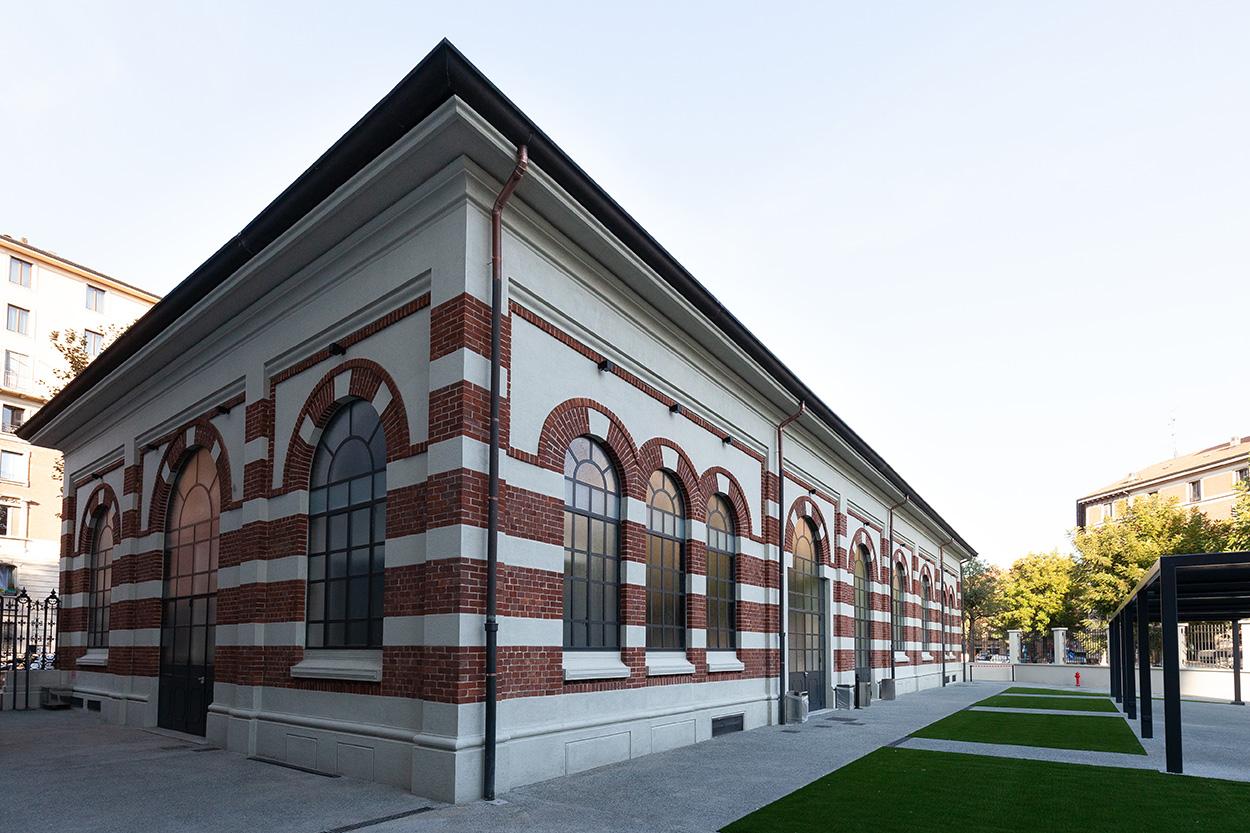 Mapei e il Museo dell'Acqua di Milano con Mape-Antique - Silexcolor - Mapewood (1)