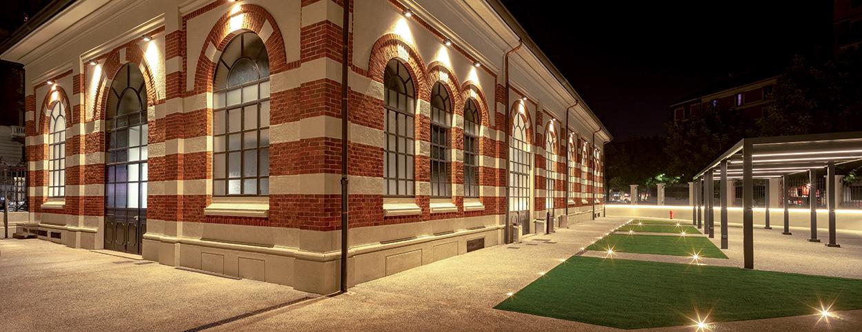 Mapei e il Museo dell'Acqua di Milano con Mape-Antique - Silexcolor - Mapewood (2)