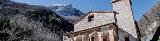 Sanctuary of the Madonna dell'Ambro, Montefortino (Italy)