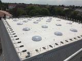 Palazzetto dello Sport - Padova - Mapei - Polyglass - impermeabilizzazioni