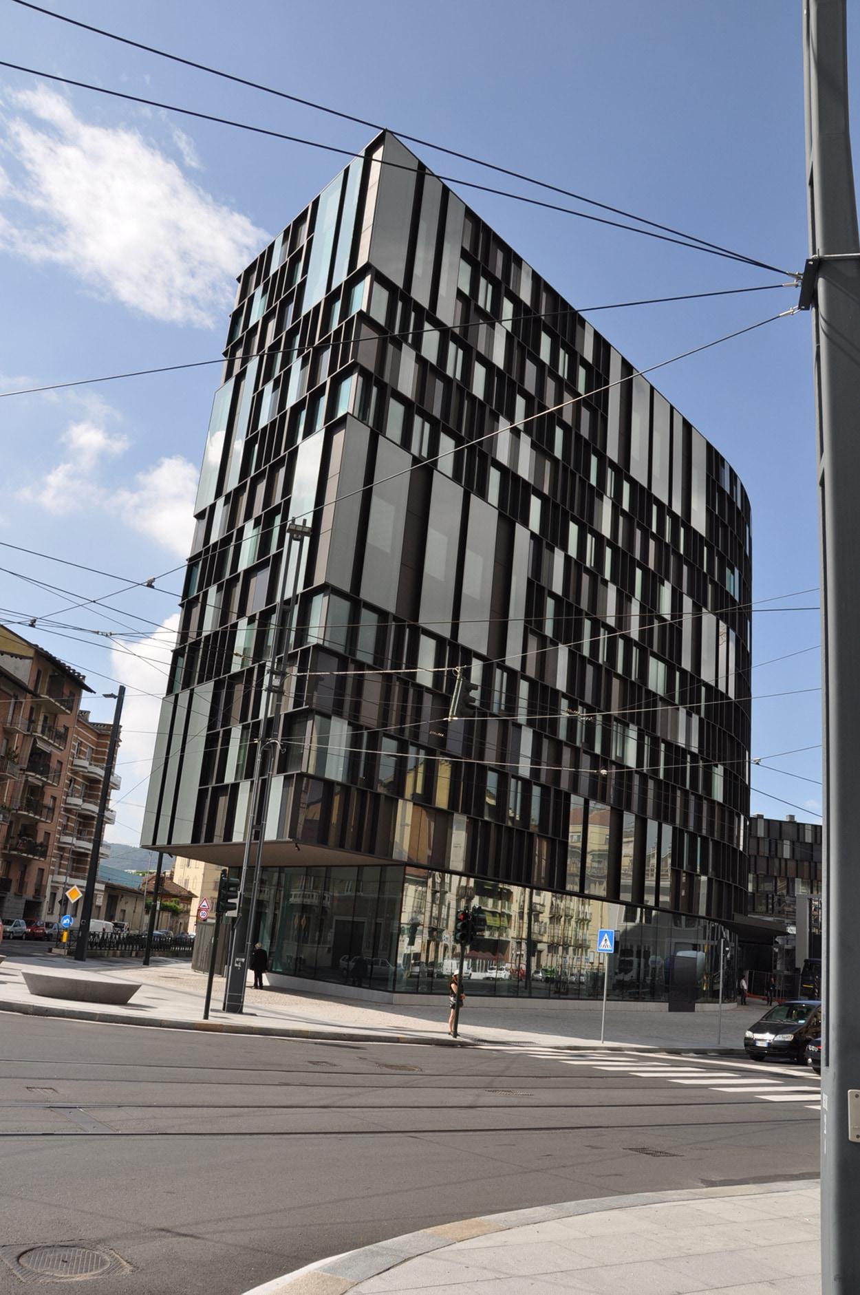 HQ Lavazza Torino - LEED PLATINUM - Mapei