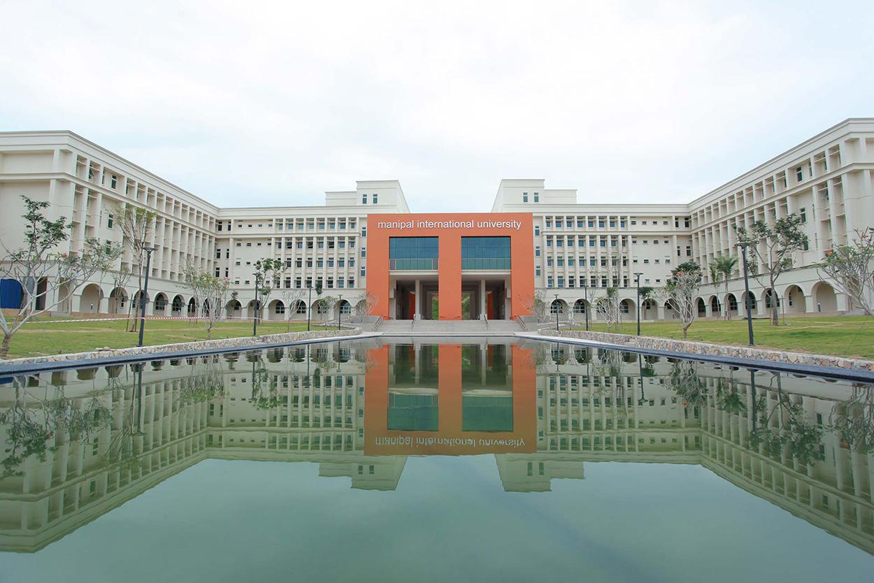 Manipal International University - Nilai - Malesia - Gold Leed - Mapei
