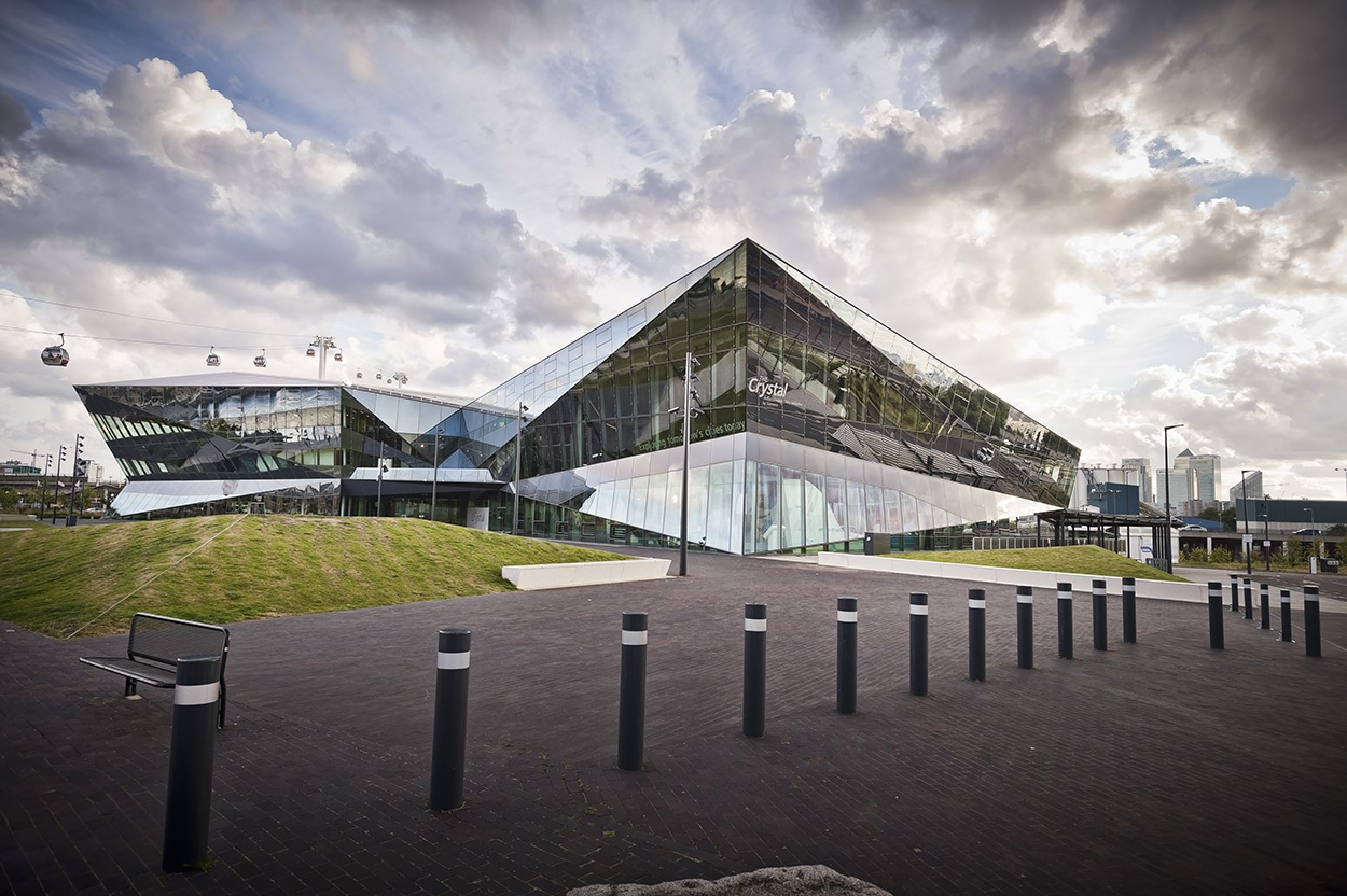 Siemens Sustainability Centre - Londra - UK - Platinum Leed - Mapei