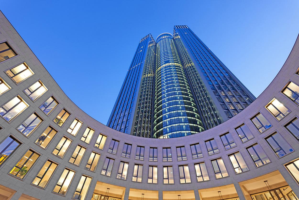 Tower 185 - Frankfurt - Germany - Gold Leed - Mapei