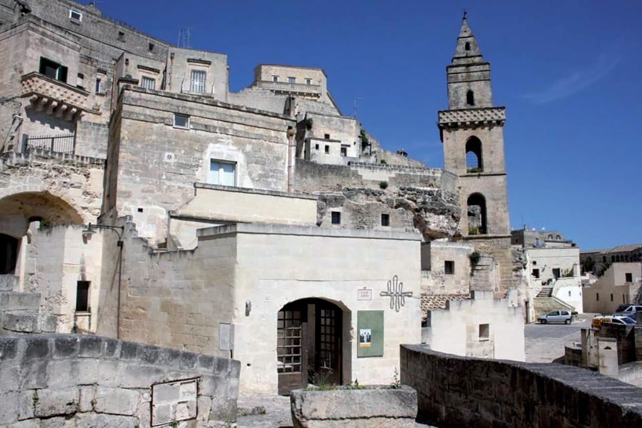 Casa Cava - Mapei a Matera Capitale Europea della Cultura