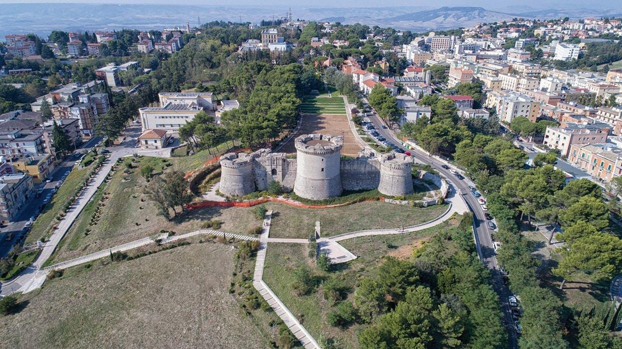 Mapei a Matera Capitale Europea della Cultura - Castello Tramontano