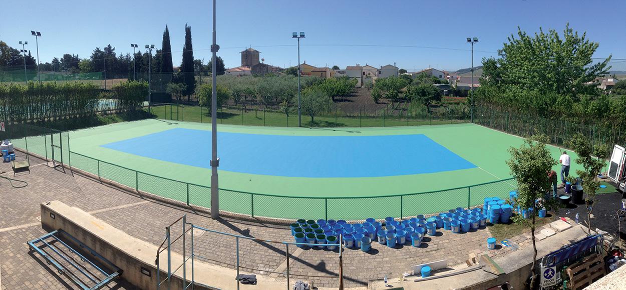 Mapei a Matera Capitale Europea della Cultura - Sporting Club Matera