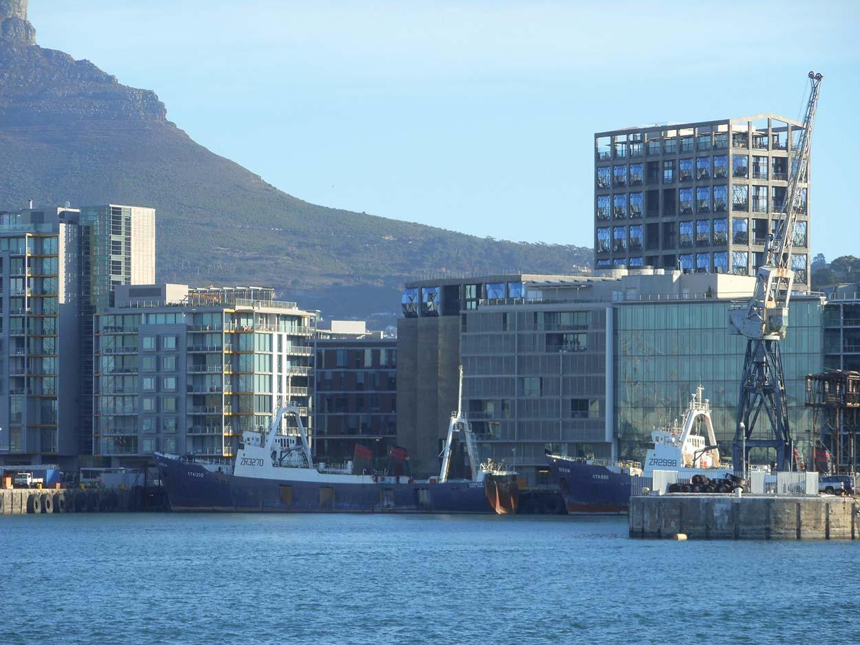 Polyglass Mapei riqualificazione ex opificio Cape Town Silos Città del Capo (1)