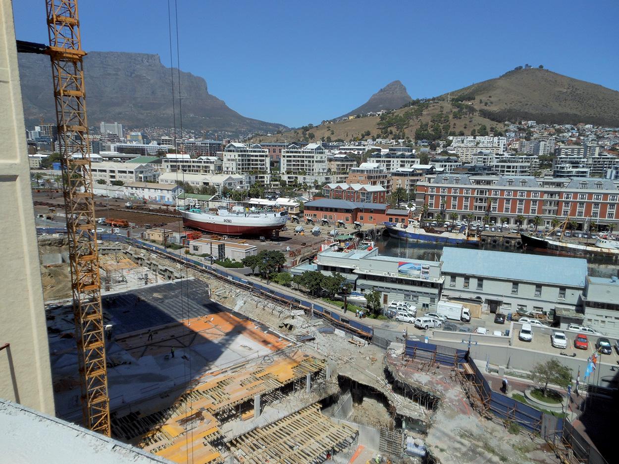 Polyglass Mapei riqualificazione ex opificio Cape Town Silos Città del Capo (4)