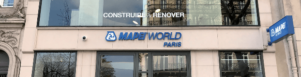 Mapei World Paris, a place of excellence in the heart of Paris
