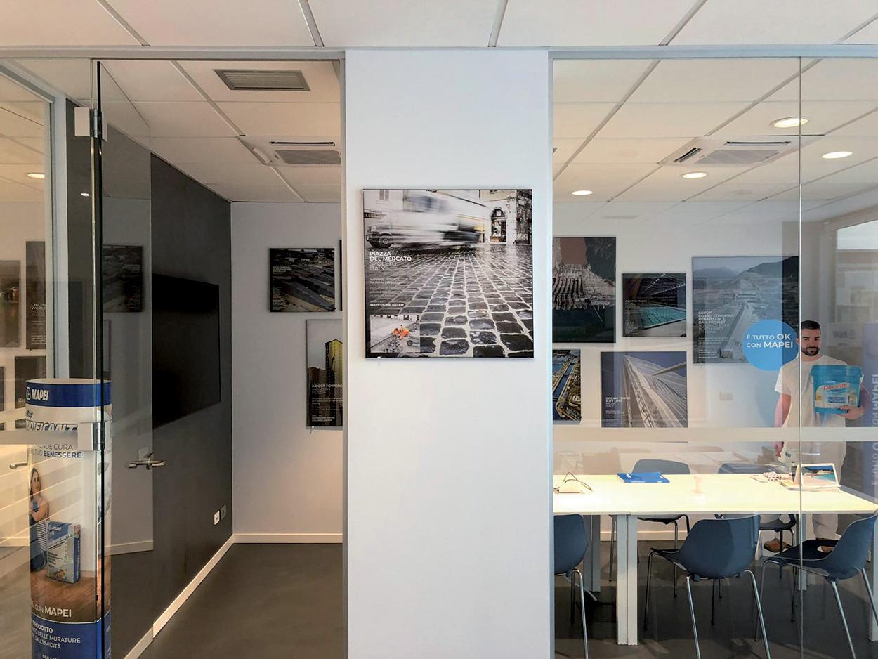 Civitanova Marche - Show Room - Specification Centre - Seminar Room