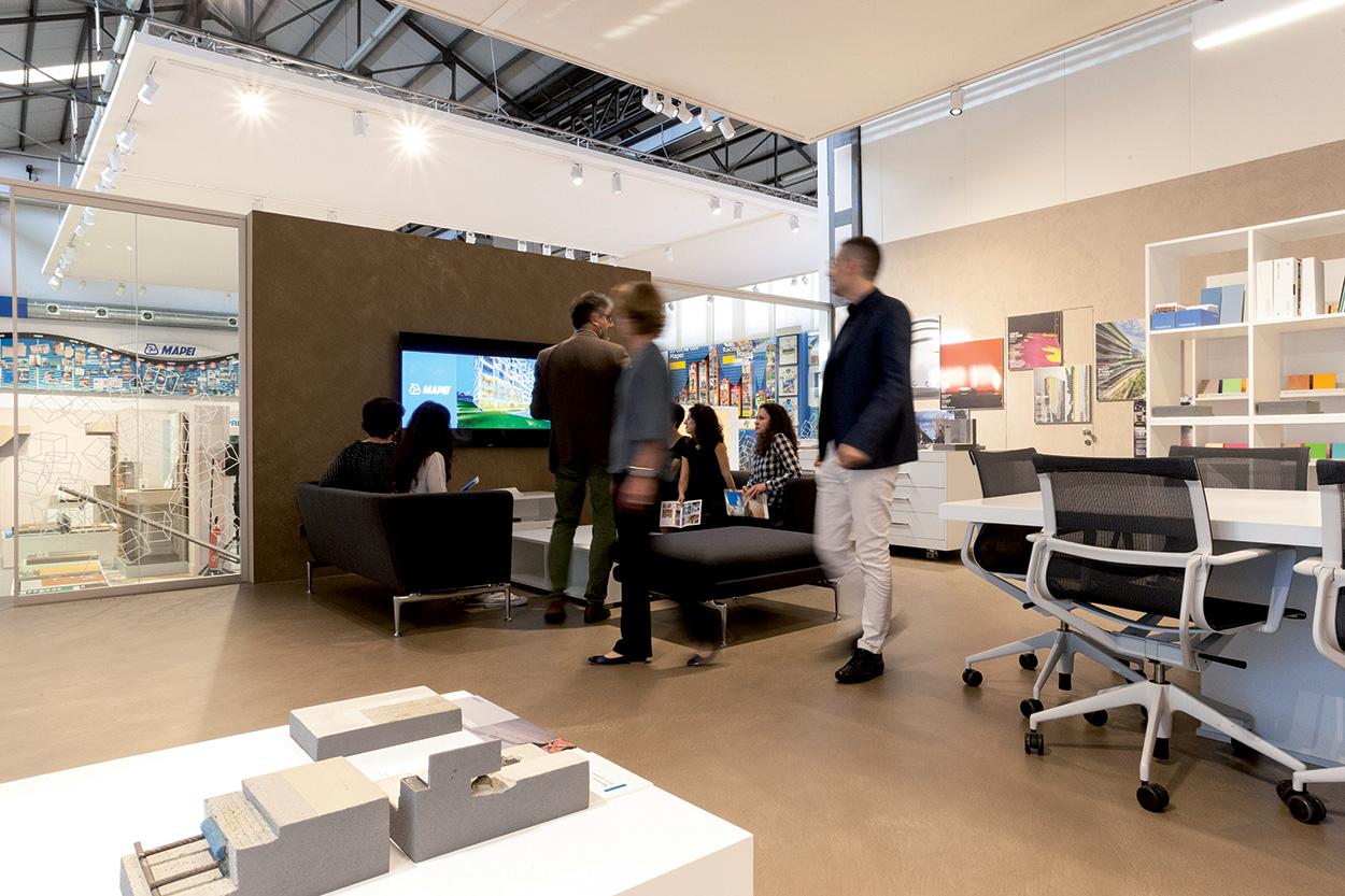 dove si trova Mapei - Milano3 - Show Room - Specification Centre - Seminar Room
