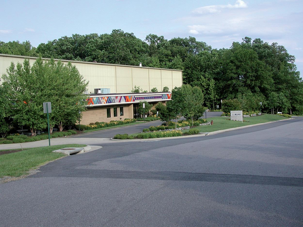 Frederiscksburg_Mapei Corp Virginia