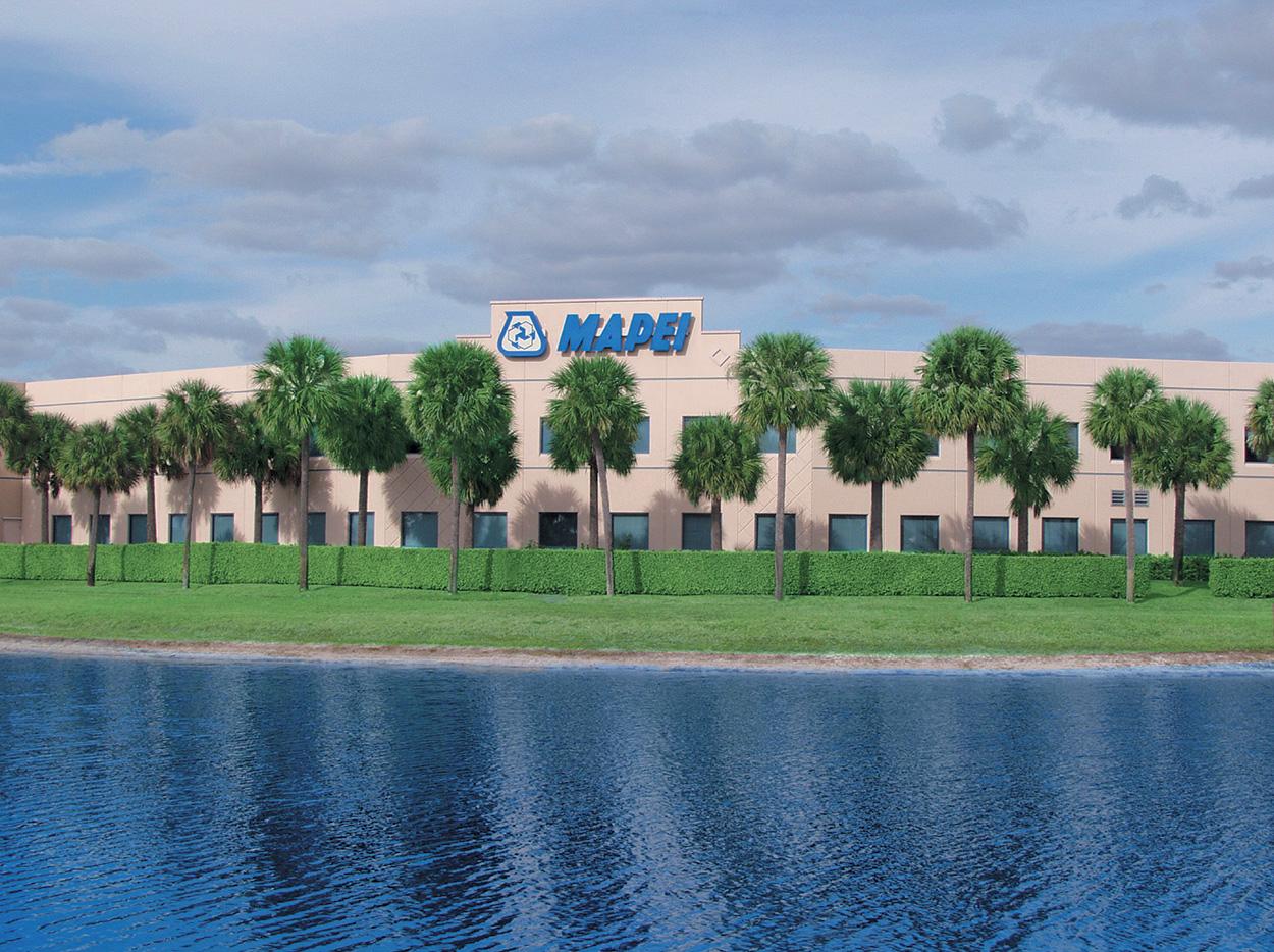 Head Quarters Mapei Corp Deerfield Beach Florida