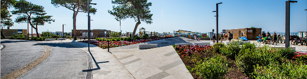 The new Trieste waterfront: environment and technology