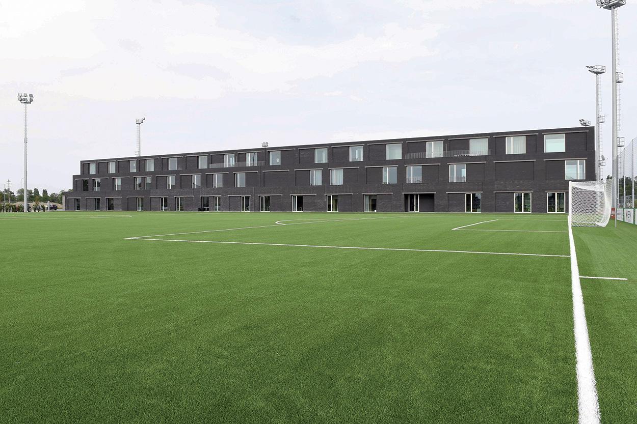 Mapei Footbal Center Sassuolo Inaugurazione