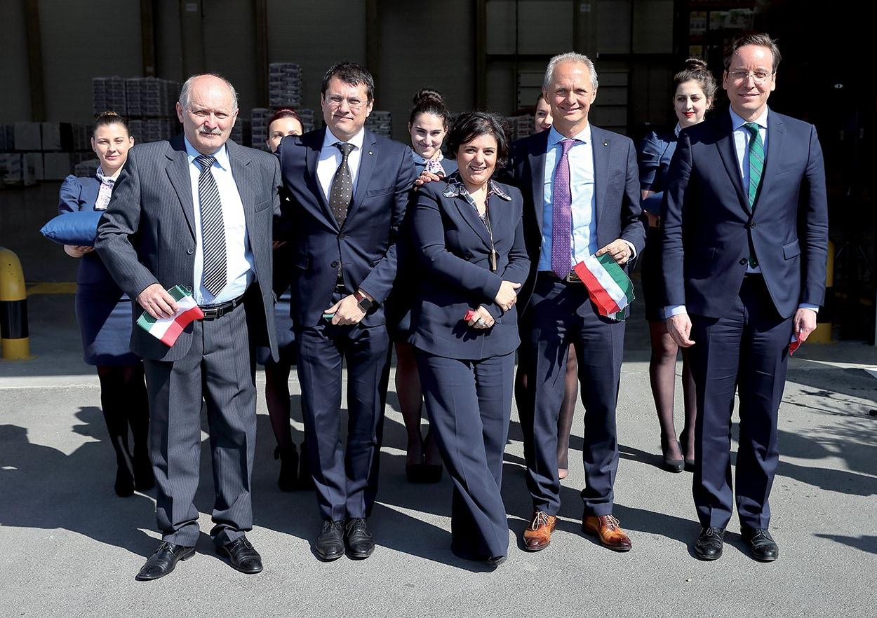 Lo scorso 20 marzo Mapei Kft ha invitato giornalisti del settore a Sóskút per l'annuale conferenza stampa in cui ha illustrato risultati raggiunti nel 2018 e i piani per il futuro.