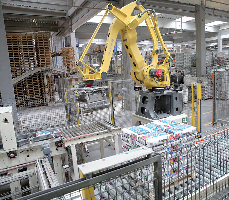 Mapei Kft. is determined to grow by 16% by continuing to improve its facilities.