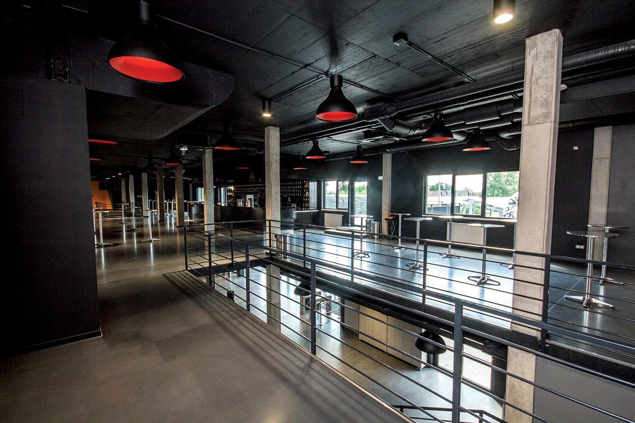 Soluzioni Mapei per la Struttura per attività sportive, culturali ed educative Szilárd Kiss Arena- Siófok, Gaschurn