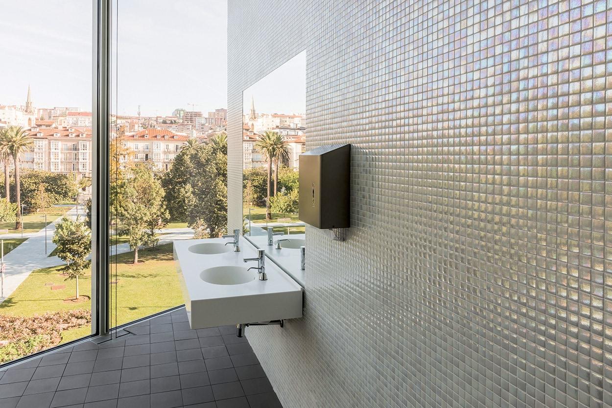 Mapei nel Botin Centre - Santander - Spagna