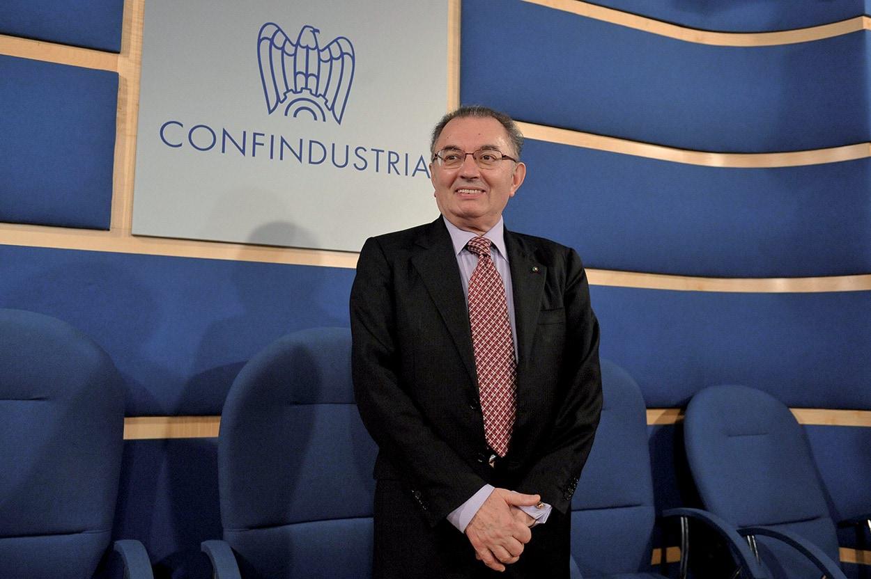 Giorgio Squinzi Mapei - Confindustria