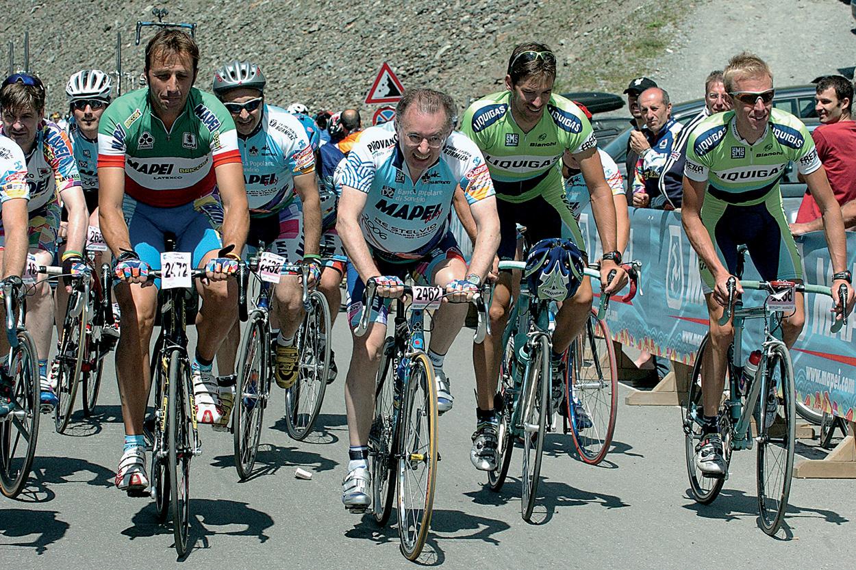 Giorgio Squinzi Mapei - mai smettere di pedalare (2)
