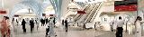 Metropolitana Red Line North a Doha in Qatar