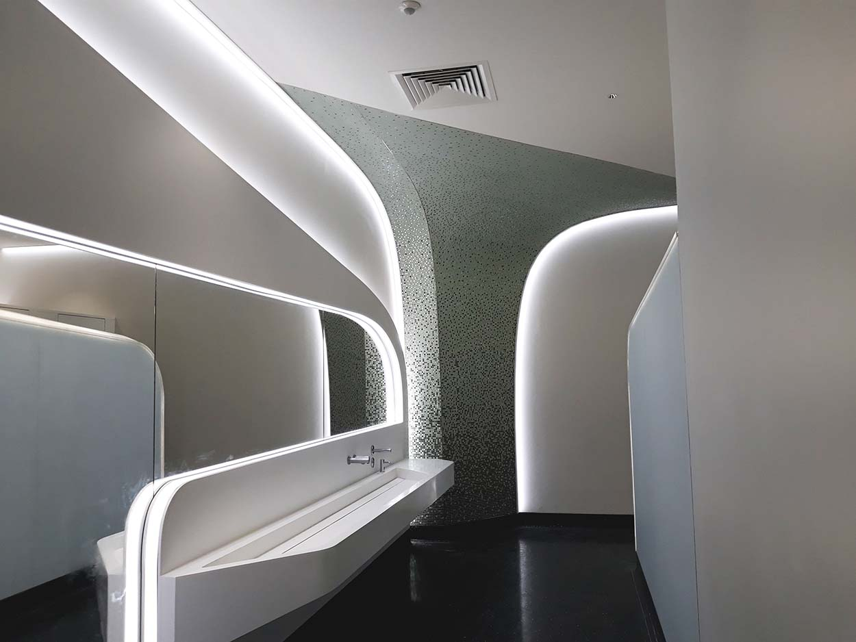 Doha Metro - Mapei - Polyglass - Mosaico+