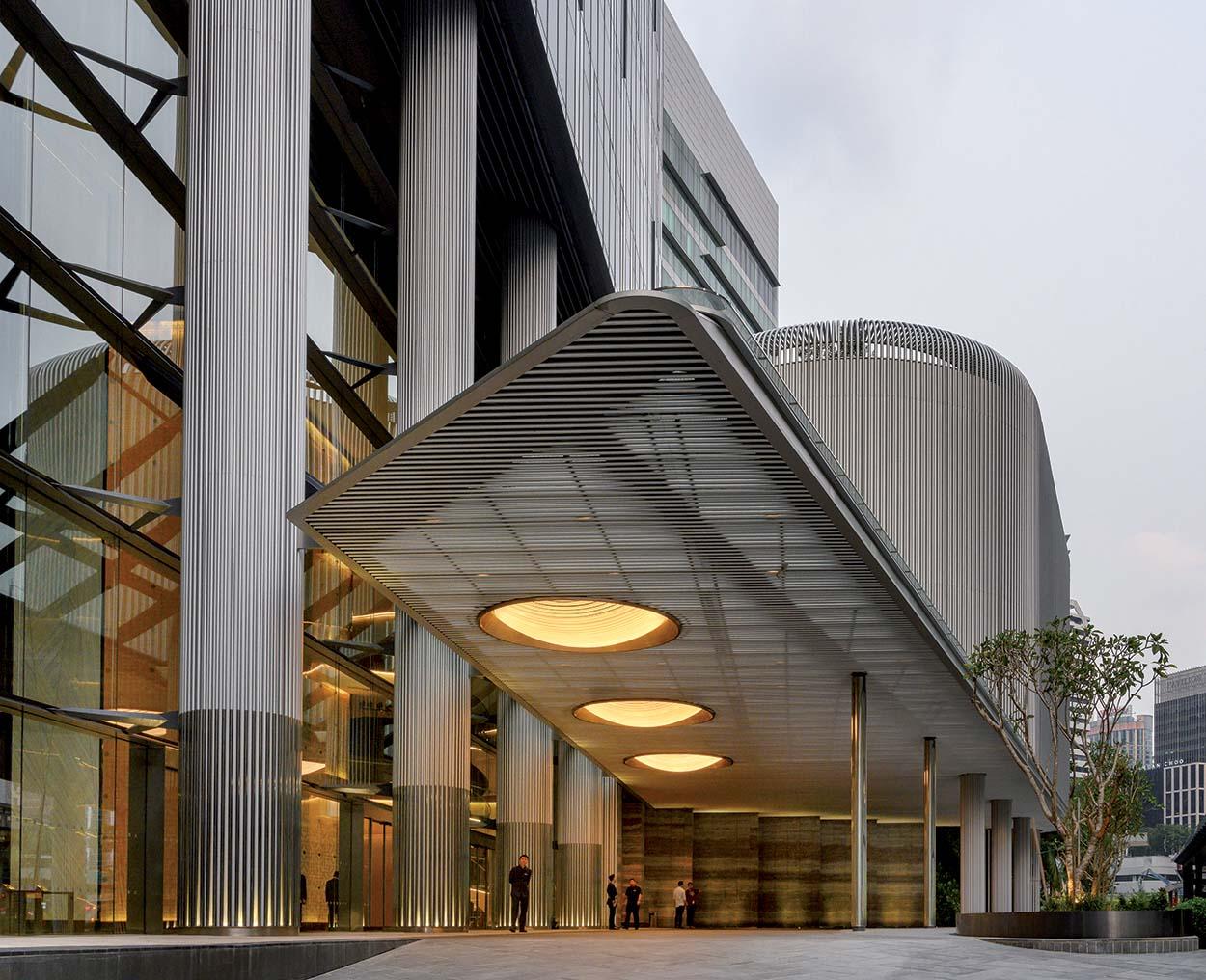 Progetti Mapei in Malesia_Equatorial Plaza - Kuala Lumpur (2)
