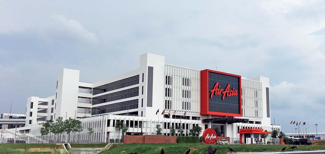 Progetti Mapei in Malesia_Uffici di Airasia - Sepang (3)