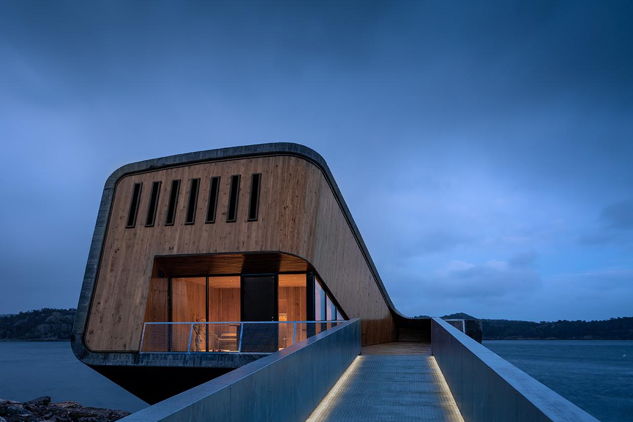 Mapei - Norway's Restaurant Under - Ristorante Under Norvegia Studio Snohetta_Spangereid (2)
