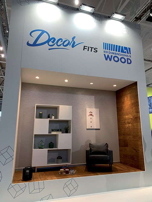 Prodotti Mapei per il Legno a Domotex 2020 - tra le soluzioni, pavimenti e pareti continue in legno