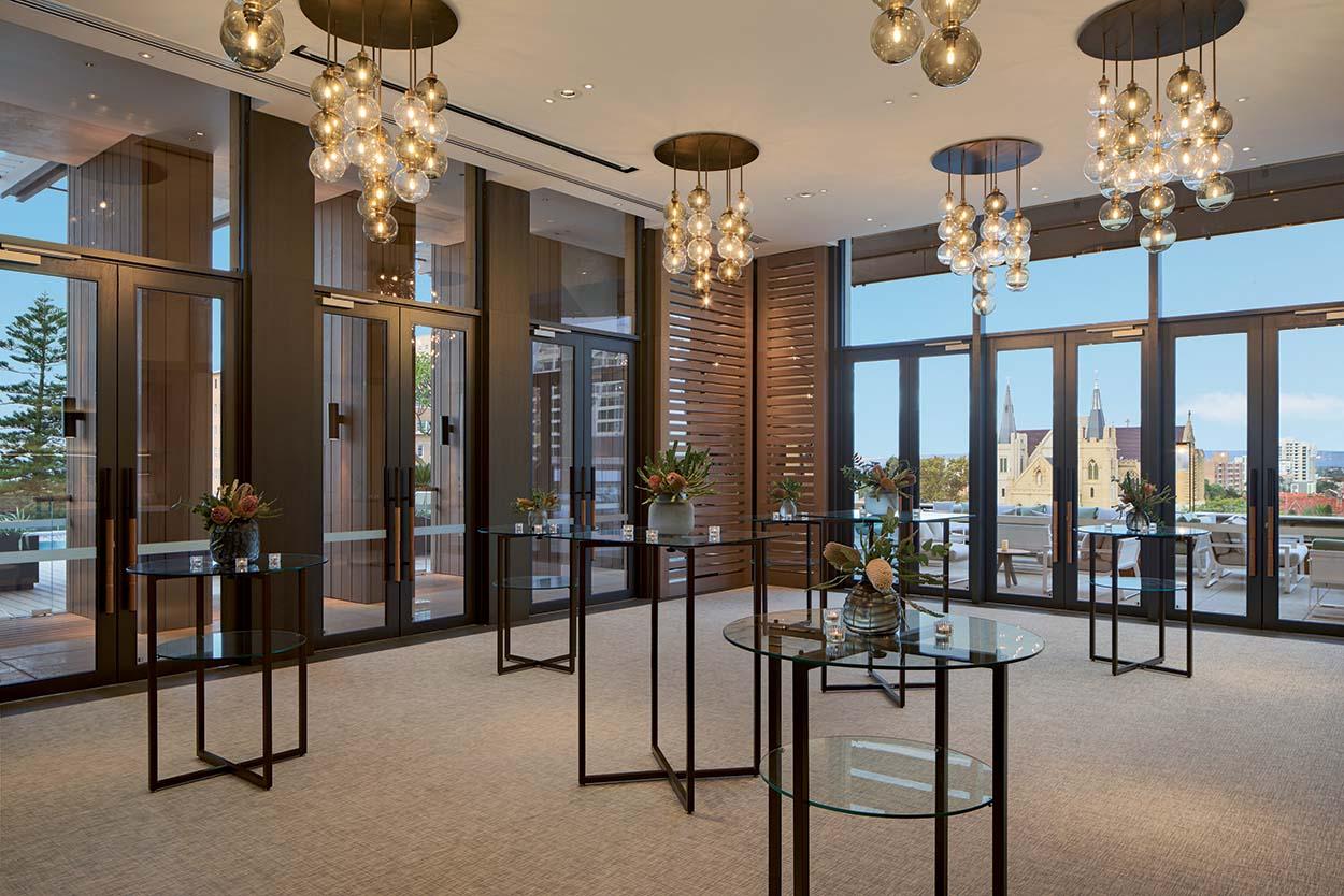 banksia_function_prodotti Mapei per l'Hotel Westin Perth - Australia