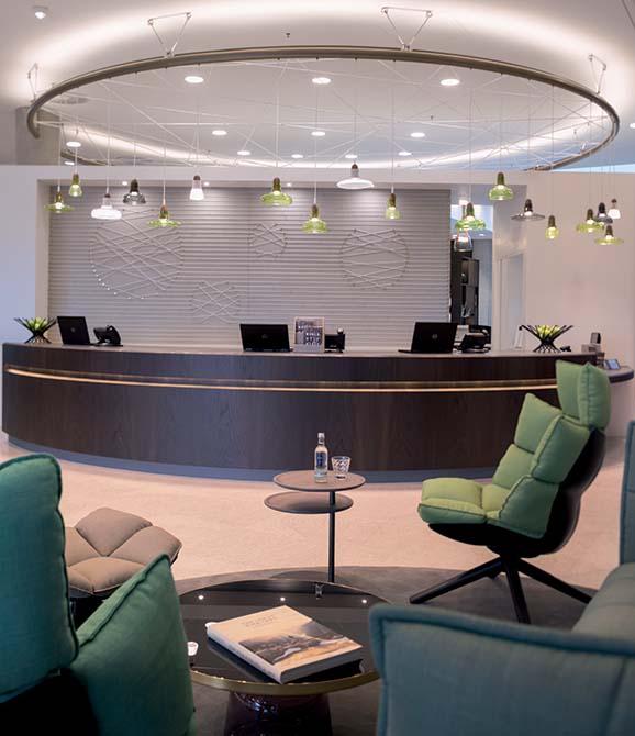 Prodotti Mapei per il JOI-Design_HyattPlace_Frankfurt_CreditsToSimoneAhlersforJOI-Design - Hyatt hotel