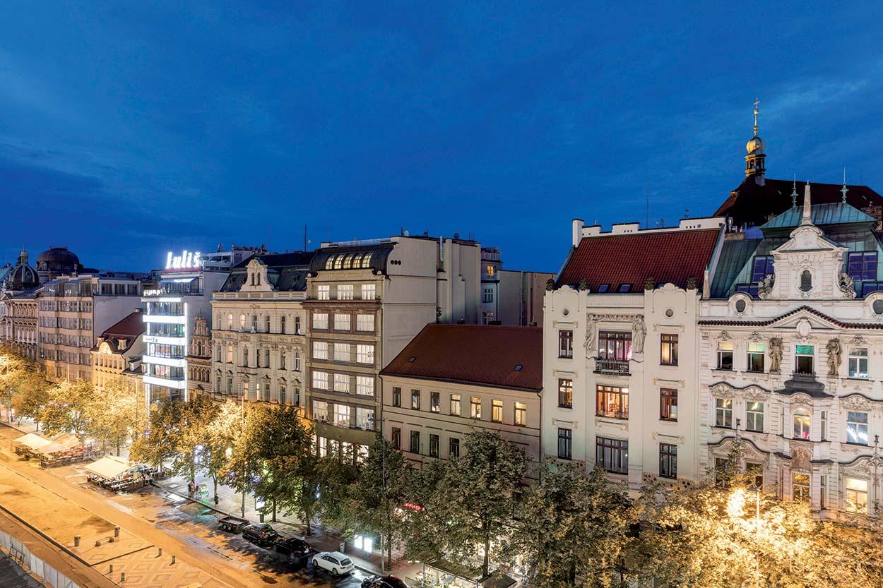Pytloun Butique Hotel Prague Praga - Prodotti Mapei (2)