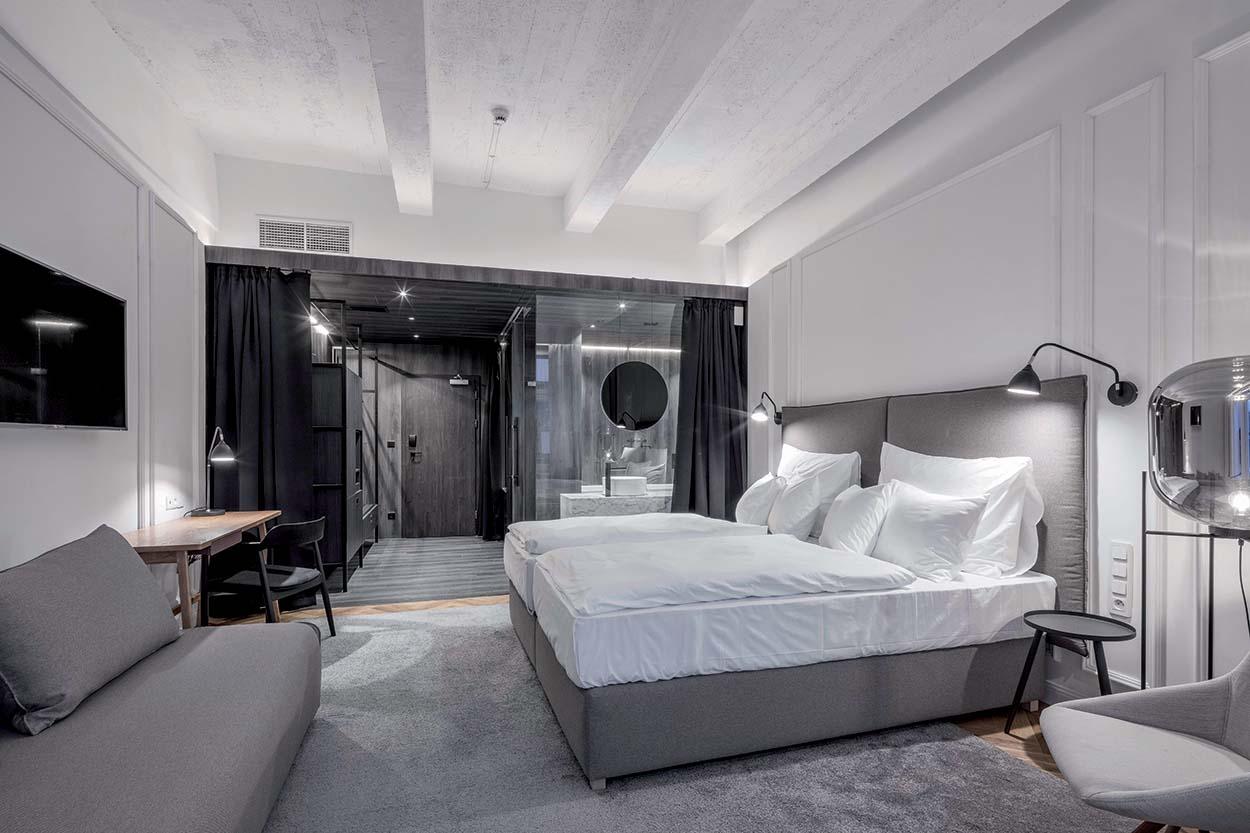 Pytloun Butique Hotel Prague Praga - Prodotti Mapei (3)
