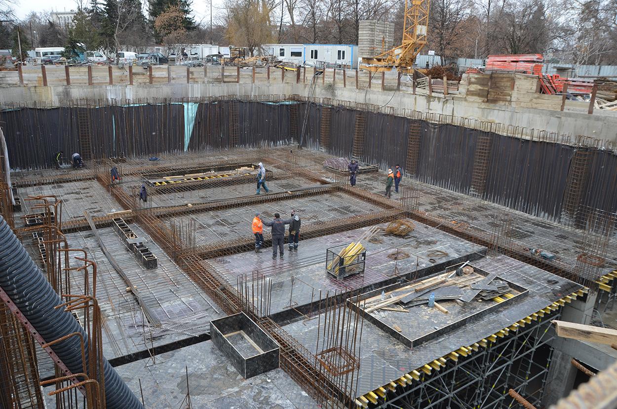 Le soluzioni Mapei nella Linea 3 della Metropolinata di Sofia - Bulgaria_UTT Mapei - foto di cantiere (2)