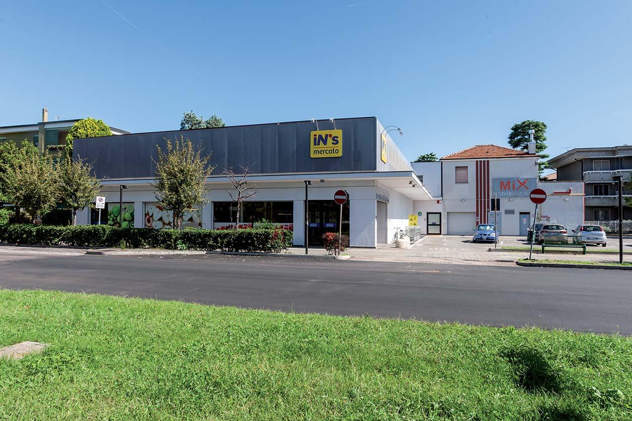 INs Mercato Cologno Monzese - Mapei interviene per il rinforzo strutturale di travi pilastri e solai (1)