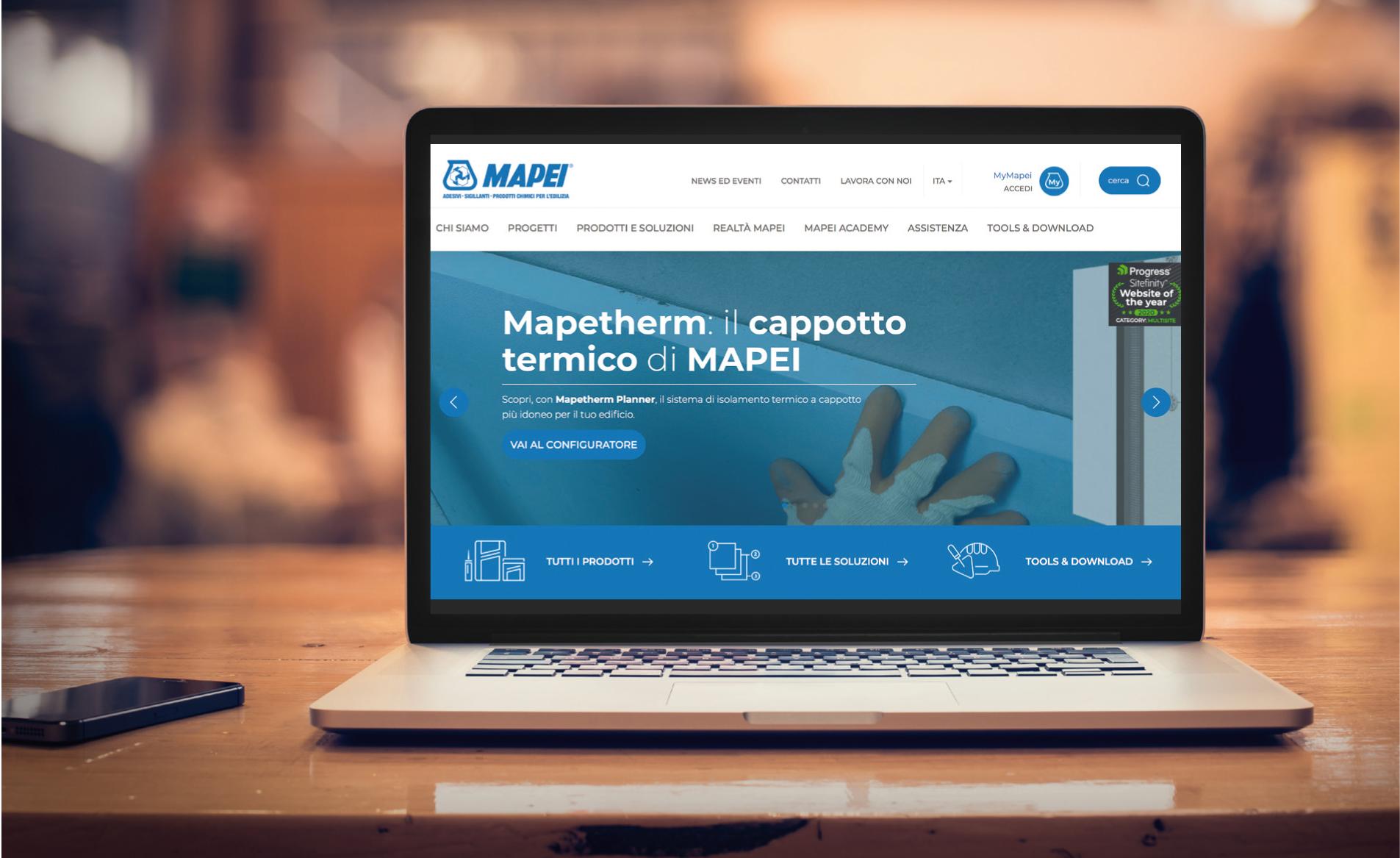 Mapetherm_Planner_Mapei_nuovo strumento online per calcolo voci di capitolato e costi_1