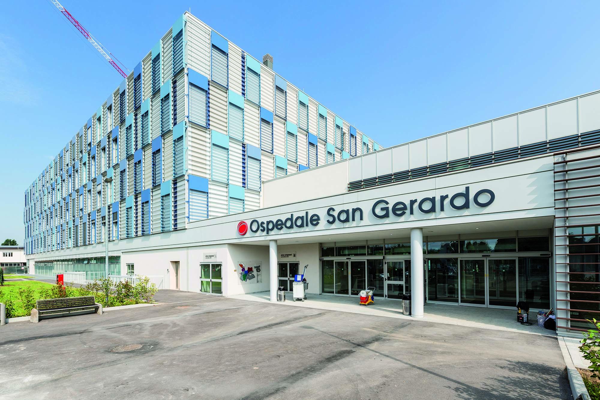 L'Ospedale San Gerardo di Monza