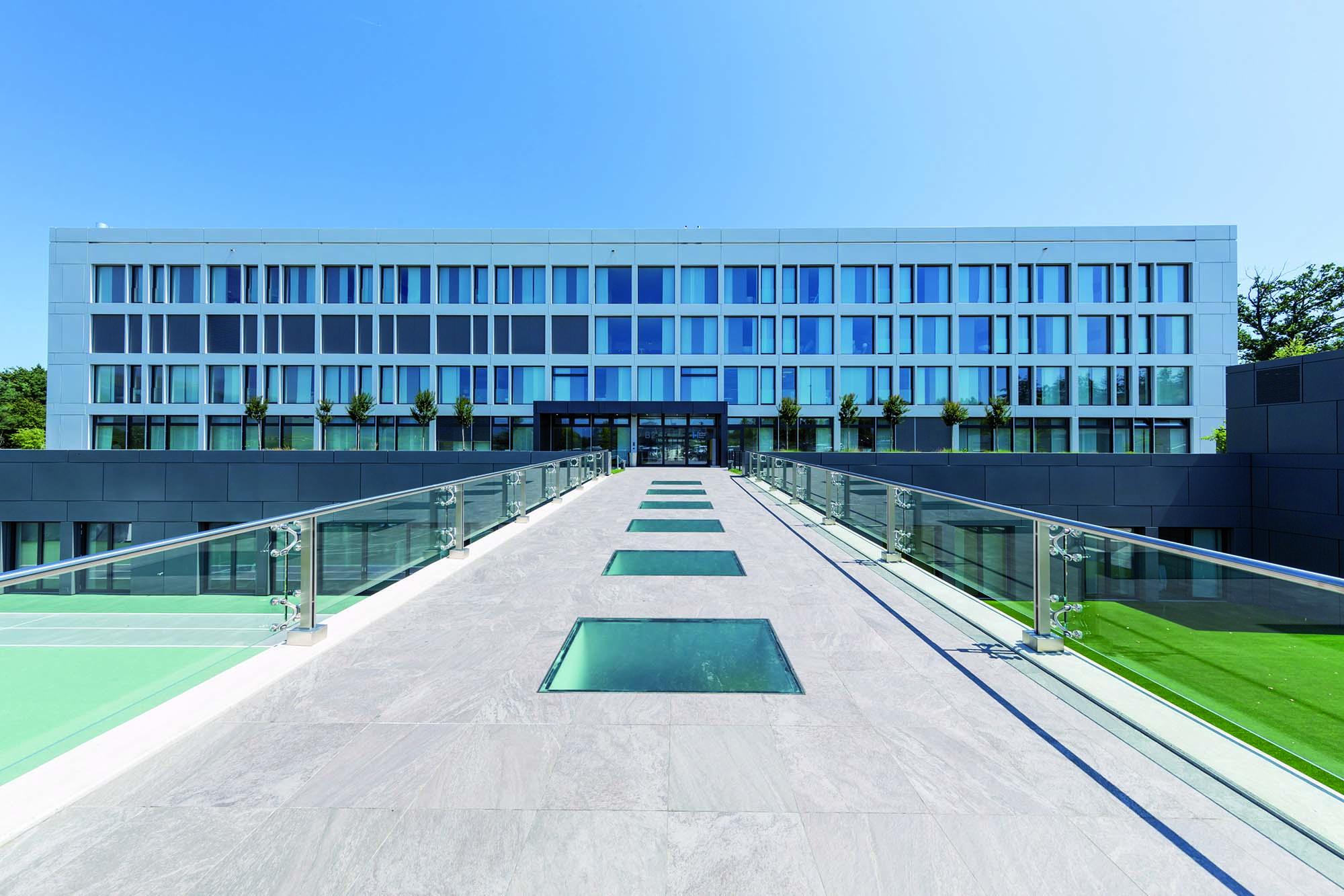 Ospedale de la Tour - Meyrin - Cantone di Ginevra in Svizzera