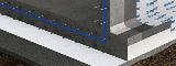 Una protezione dal gas radon:  la proposte della gamma Mapei