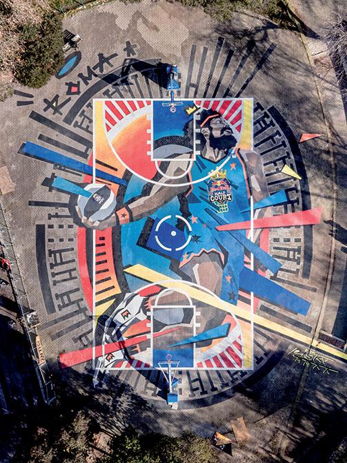 Campo da basket Roma_Scalo San Lorenzo_Red Bull e Mapei (1)