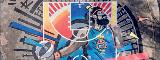 Mapei per il campo da basket Red Bull a Roma