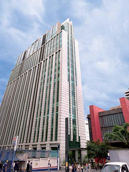 Mapei Brasil Materias de Construção's headquarters in São Paulo.