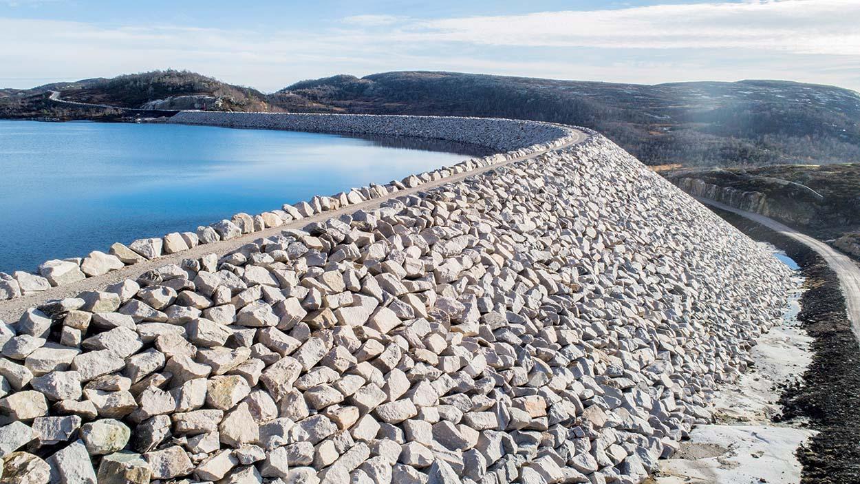 detail_Mapei-Skjerkevatn Dam-Diga Skjerkevatn_Agder Energi_Norway